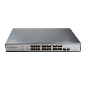 24-Port Full Gigabit Managed PoE Switch รุ่น ASIT-33024PFM